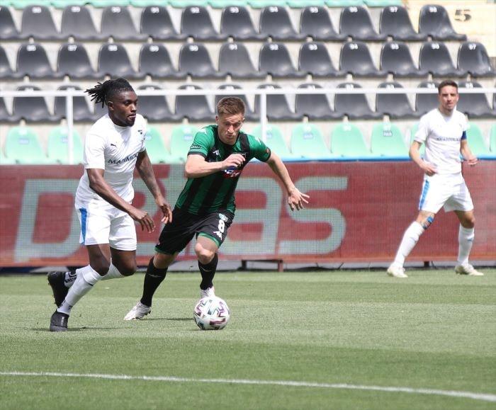 Erzurumspor Denizlispor'u 3-2 mağlup etti