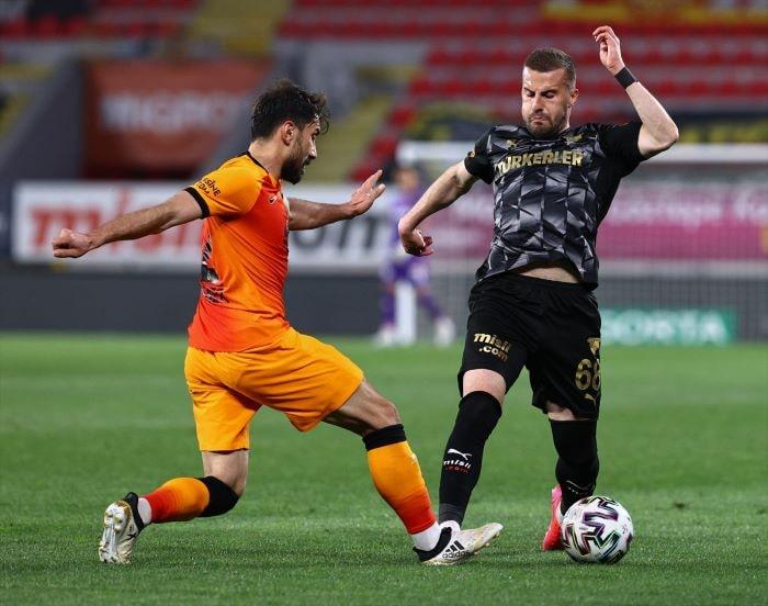 Galatasaray, Göztepe'yi 3-1 mağlup etti