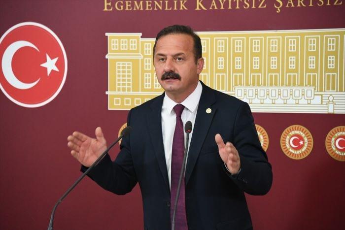 İYİ Partili Ağıralioğlu'dan HDP'ye büyük tepki