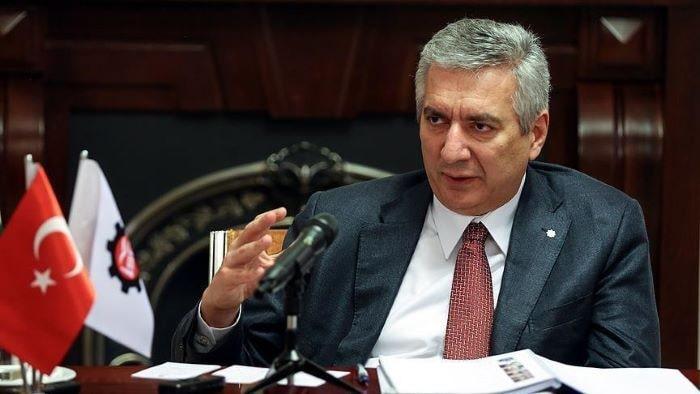 İSO Başkanından Çek tahsili ve icra kararına tepki