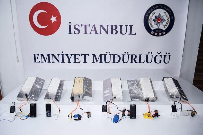 PKK'nın hain saldırısını polisin dikkati önledi