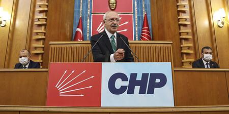 Kılıçdaroğlu, CHP TBMM Grup Toplantısı'nda konuştu