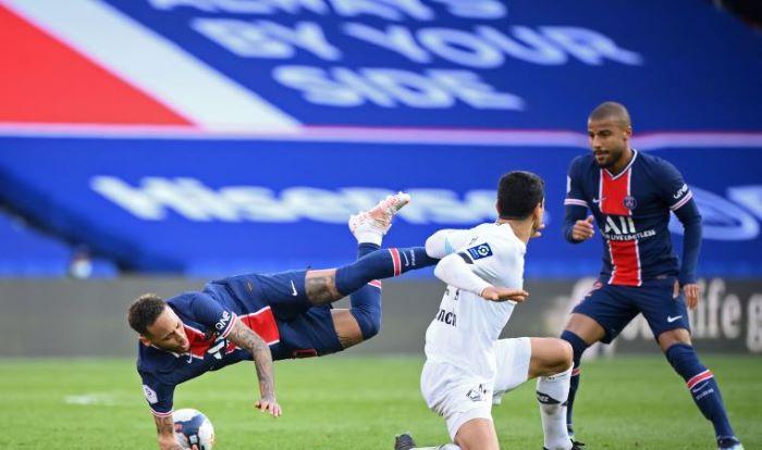 Lille, PSG'yi 1-0 yendi