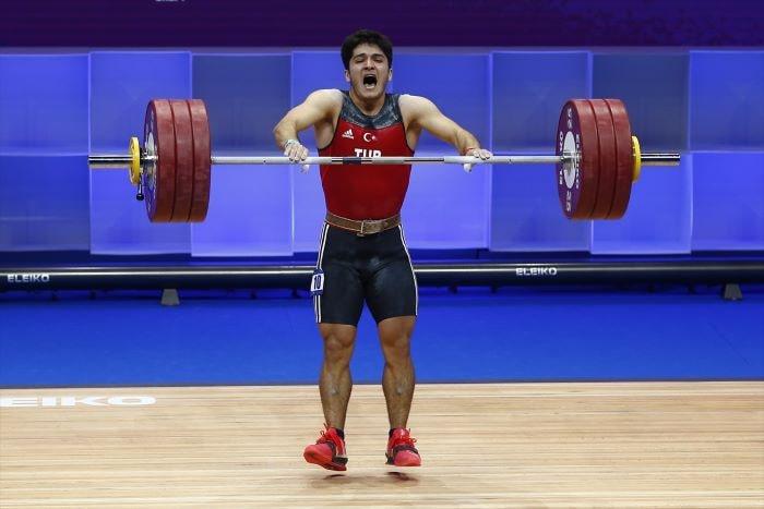Milli halterci Muhammed Furkan, Avrupa şampiyonu