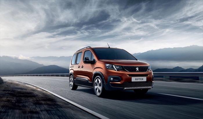 Peugeot Rifter KOBİ'lere özel avantajlı fiyatlarla satışta