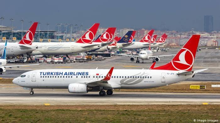 THY'nın biniş kartları havaalanlarından alınacak