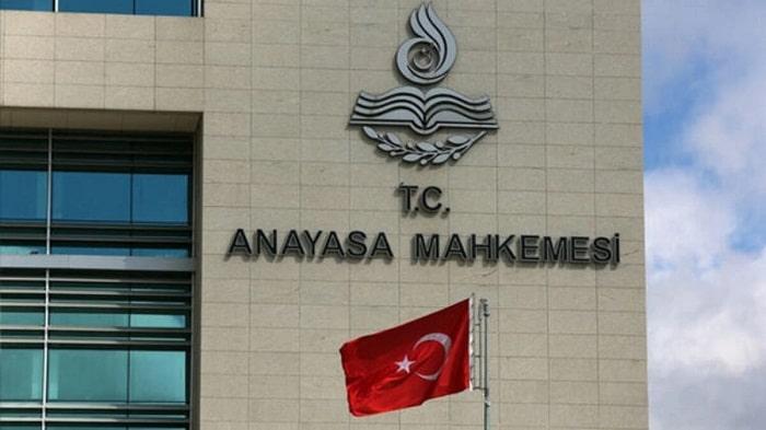 Anayasa Mahkemesi, Gergerlioğlu başvurusunu reddetti