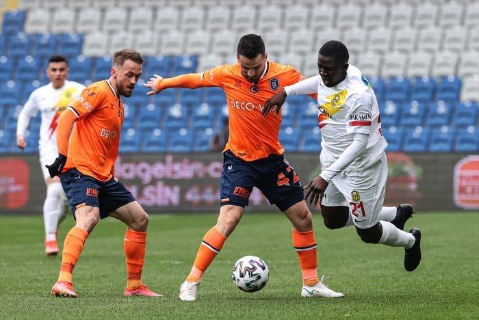 Başakşehir Malatyaspor'u 3-1 mağlup etti