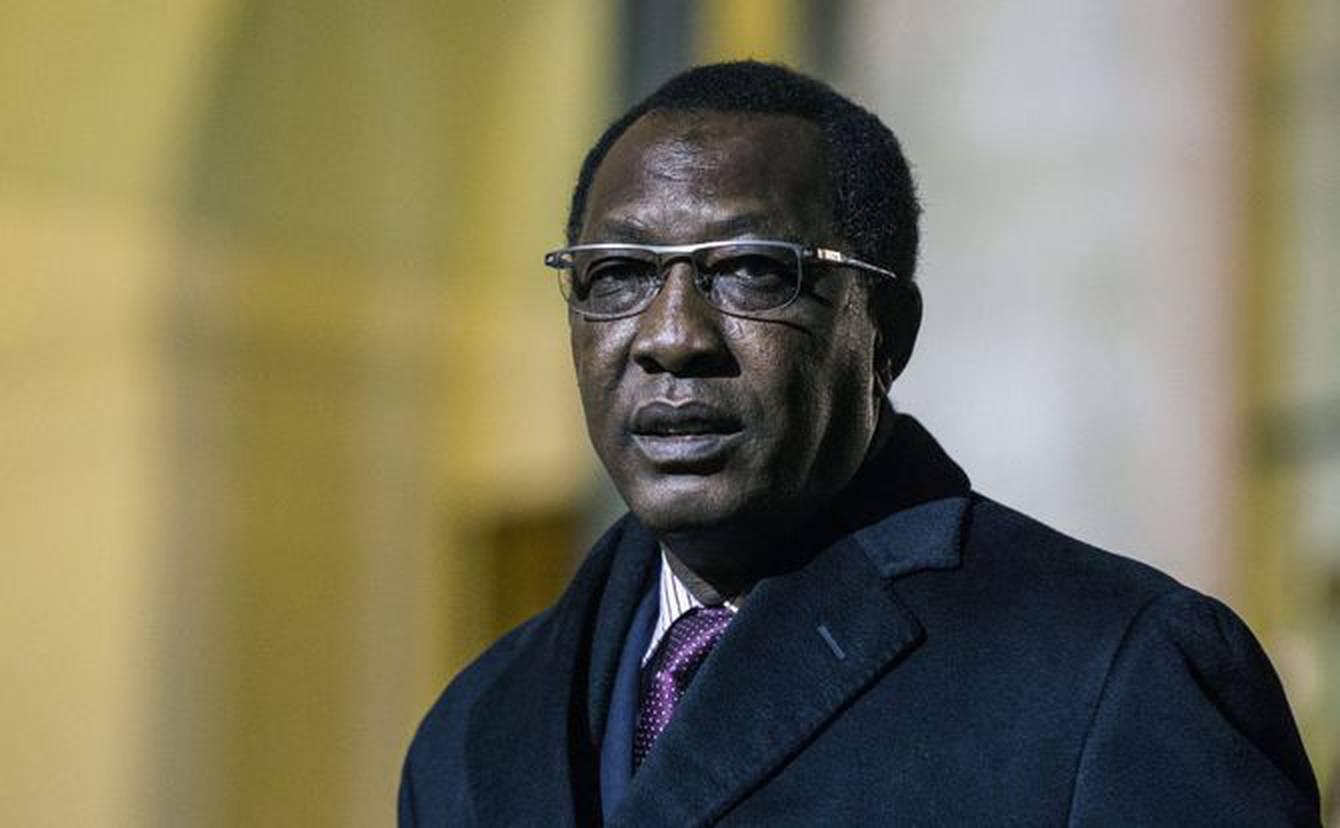 Çatışmada vurulan Çad Cumhurbaşkanı öldü