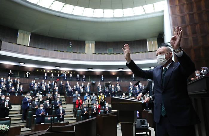 Erdoğan: Emekli generallerin merkezinde CHP var