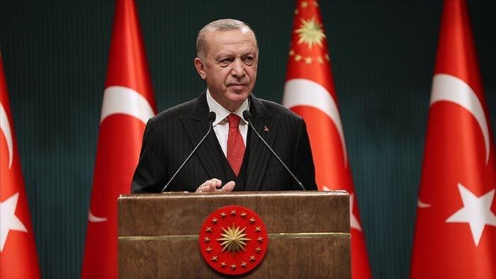 Erdoğan: Bu kesinlikle art niyetli bir girişim