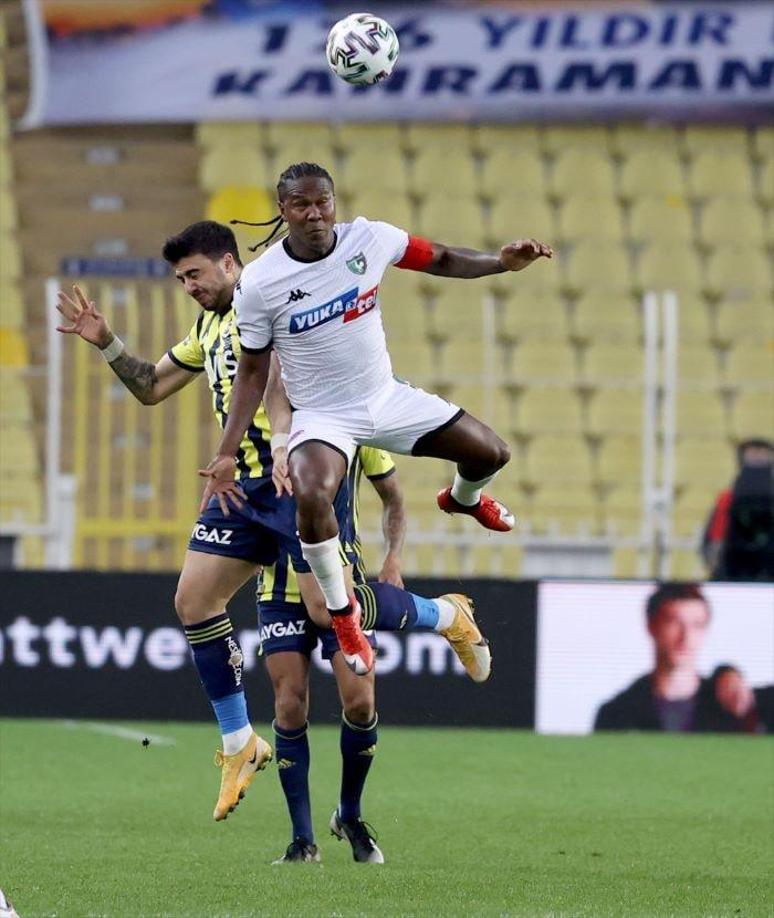 Fenerbahçe Denizlispor'u  1-0 mağlup etti