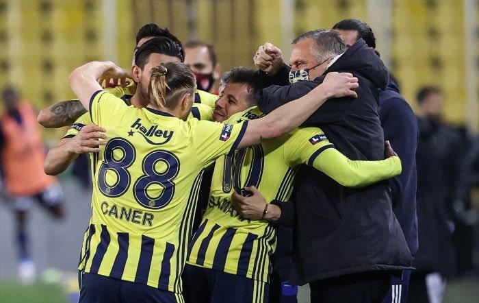 Fenerbahçe 65 günlük galibiyet orucunu bozdu