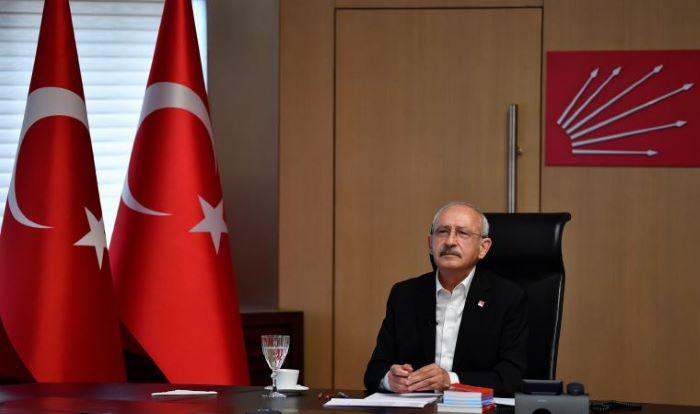 Kılıçdaroğlu, partisinin kadın belediye başkanları ile görüştü