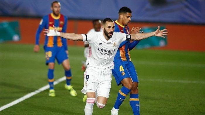 Atletico Madrid sahasında Eibar'ı 5-0 mağlup etti