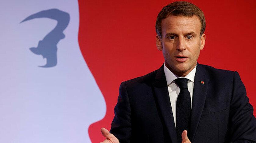 Macron'a iç savaş uyarısı