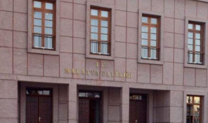 Malatya Valiliğinden Almanya'ya gönderilen 43 kişi açıklaması