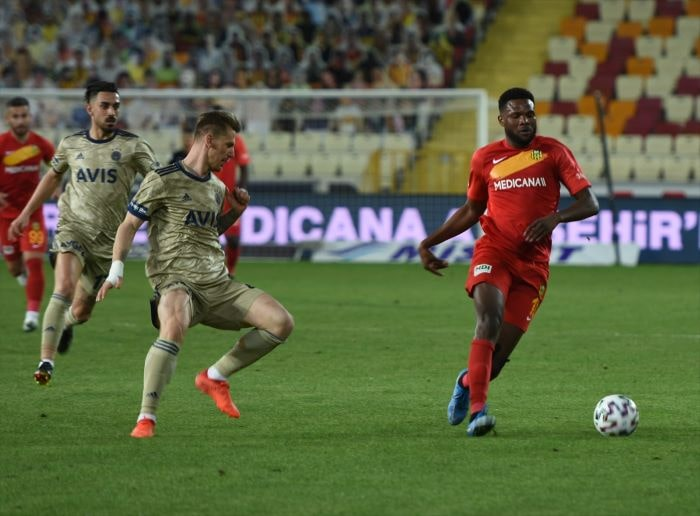 Malatyaspor: 1 – Fenerbahçe: 1