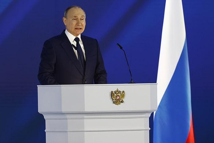 Putin: Bizi provoke etmeyin pişman olursunuz