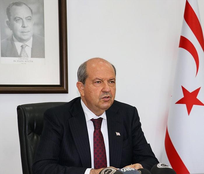 KKTC'den BM'ye Kıbrıs'ta kalıcı çözüm için 6 maddelik öneri