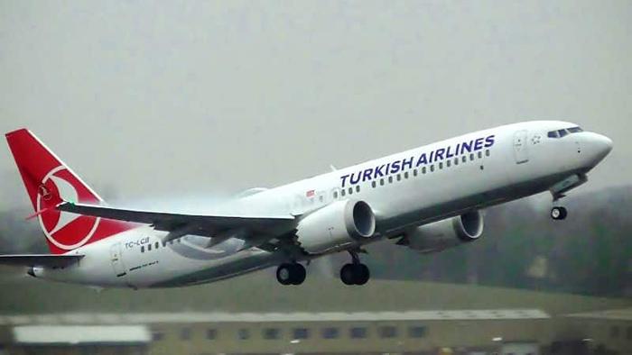 Boeing 737 MAX ile 2 yıl sonra ilk uçuş