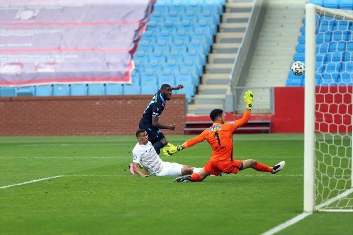 Trabzonspor'dan dördüncü beraberlik