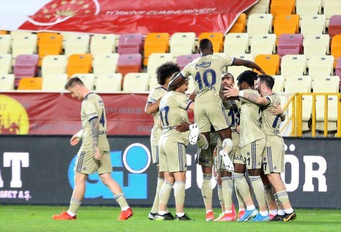 Fenerbahçe, Yeni Malatyaspor'la berabere kaldı