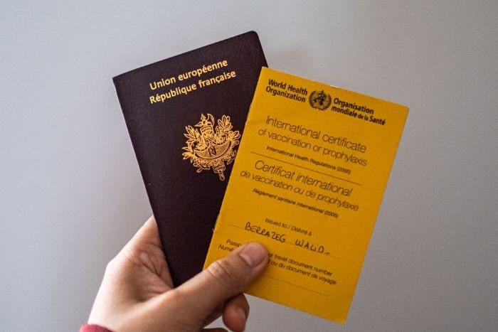 AB'de aşı sertifikası olanlara serbest seyahat izni
