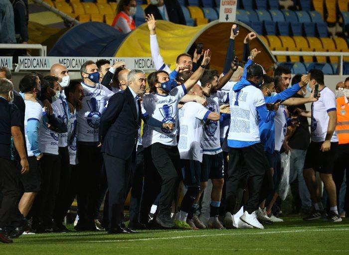 Adana Demirspor'da Süper Lig'de
