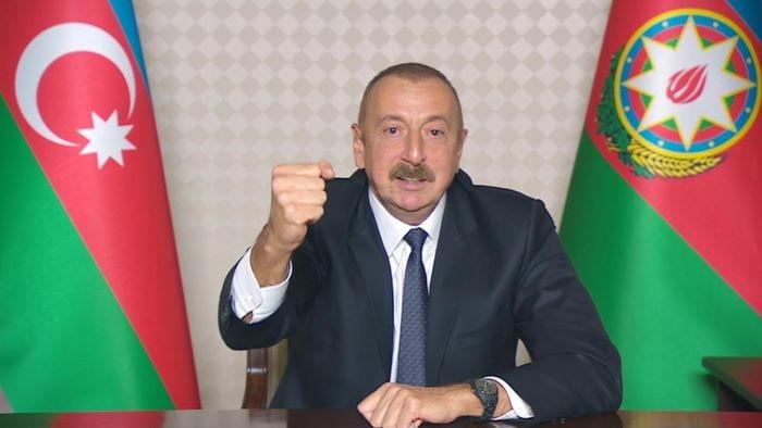 Aliyev'den Kanada ve Fransa'ya tepki