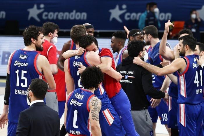Anadolu Efes, THY Avrupa Ligi Final maçı ne zaman?