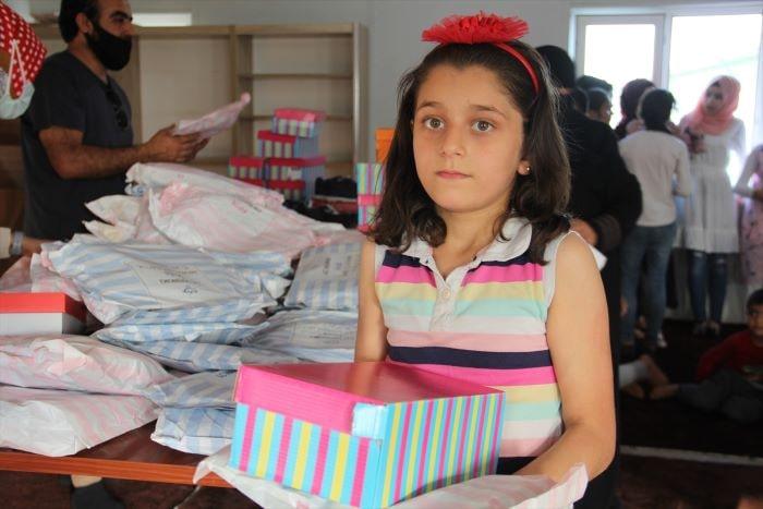 Avustralyalı Müslümanlardan Suriyeli çocuklara hediye
