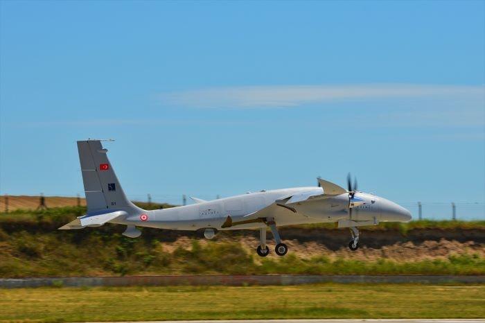 Bayraktar Akıncı S-1 uçuş testini başarıyla tamamladı