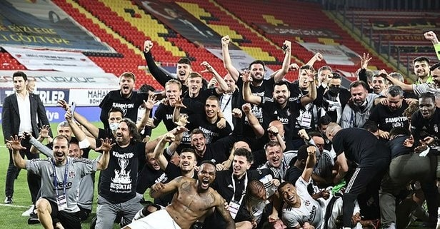 Beşiktaş şampiyonluk kupasını ne zaman alacak?