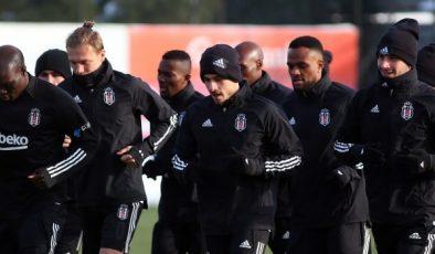 Beşiktaş'ın Fatih Karagümrük maçı kamp kadrosu belli oldu