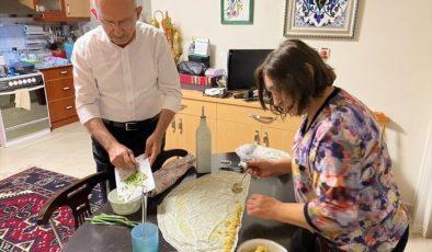 CHP Lideri Kılıçdaroğlu'ndan bayram hazırlığı paylaşımı