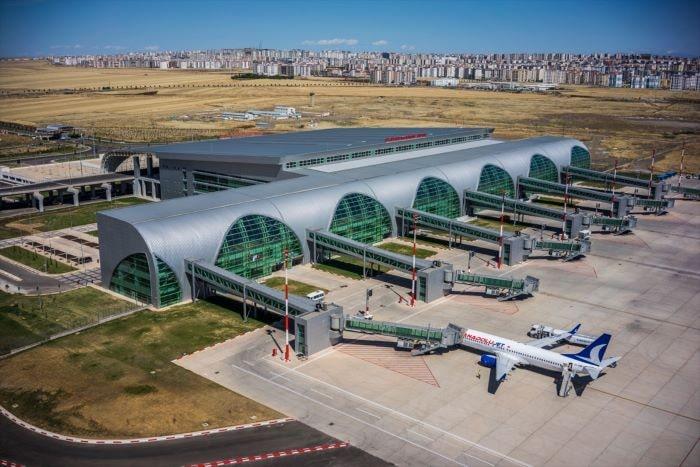 Diyarbakır Havalimanı  24 Haziran'a kadar kapatılacak