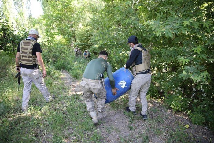 Diyarbakır'da narko-terör operasyonu başlatıldı