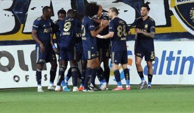 Fenerbahçe'de Kayserispor maçı kamp kadrosu belli oldu