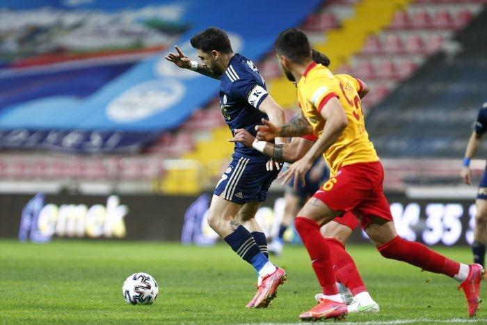 Fenerbahçe'ye son dakikada gelen galibiyet