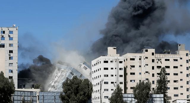 Terörist İsrail'in acizliği