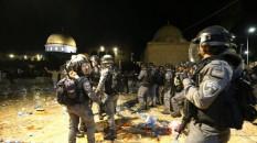 Mescid-i Aksa'daki İsrail saldırıları şiddetlendi