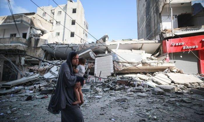 İsrail ordusunun Gazze katliamı devam ediyor