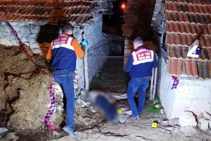Kütahya'da elektrik sayacı cinayeti