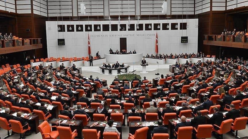 Meclis, HSK'nin 7 üyesini seçti