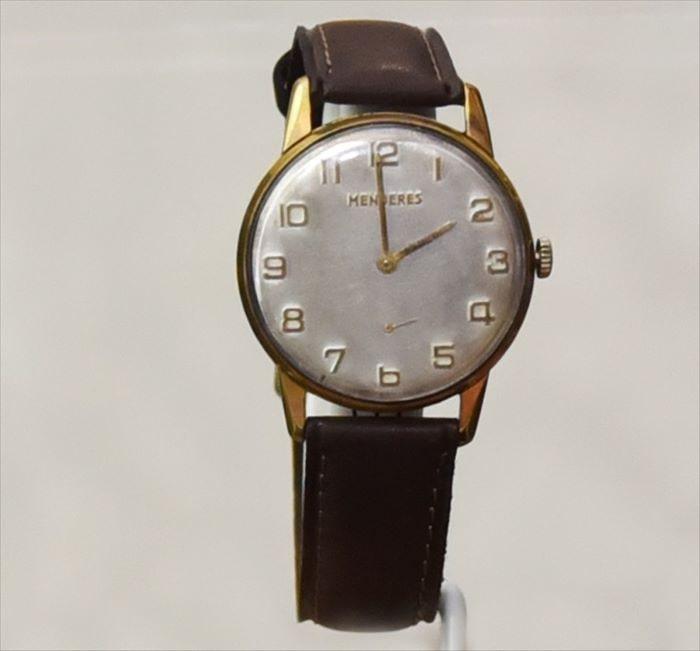 Menderes'in kol saati Demokrasi müzesinde sergilenecek