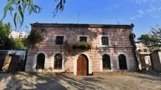 Tarihi Esgher Sinagogu kütüphane oluyor