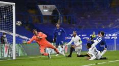 Şampiyonlar Ligi'nin ikinci finalisti Chelsea oldu