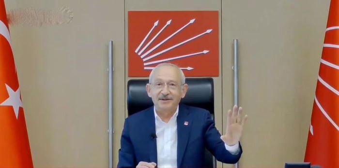 CHP liderinden iktidara eleştiri