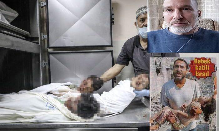 İsrail ordusu bir terör örgütü, komutanları savaş suçlusudur